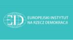 Logo Europejski Instytut Na Rzecz Demokracji