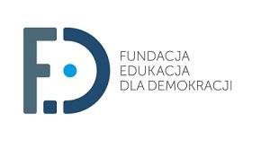 Logo Fundacja Edukacja dla Demokracji