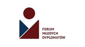 Logo Forum Młodych Dyplomatów