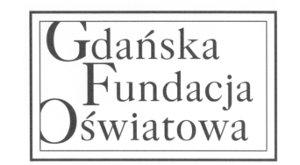 Logo Gdańska Fundacja Oświatowa