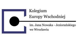 Logo Kolegium Europy Wschodniej im. Jana Nowaka-Jeziorańskiego
