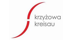 """Logo Fundacja """"Krzyżowa"""" dla Porozumienia Europejskiego"""