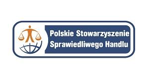 Logo Polskie Stowarzyszenie Sprawiedliwego Handlu
