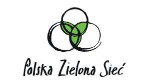 Logo Polska Zielona Sieć