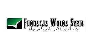 Logo Fundacja Wolna Syria