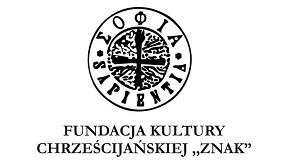 Logo Fundacja Kultury Chrześcijańskiej Znak